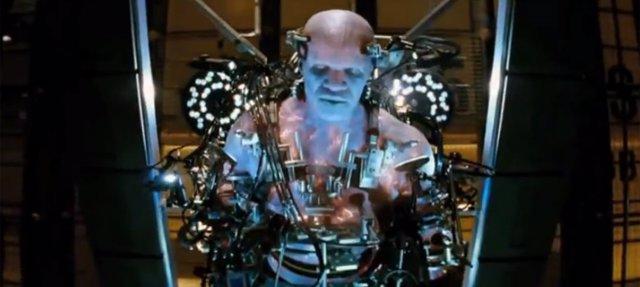 Jamie Foxx es Electro en The Amazing Spider-Man