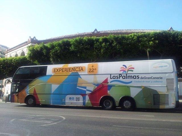 La Guagua turística llega a Málaga