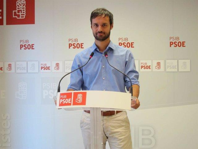 Pablo Martín, PSOE
