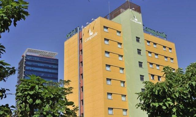 Hotel Campanile De Alcalá De Henares (Madrid), En La Garena