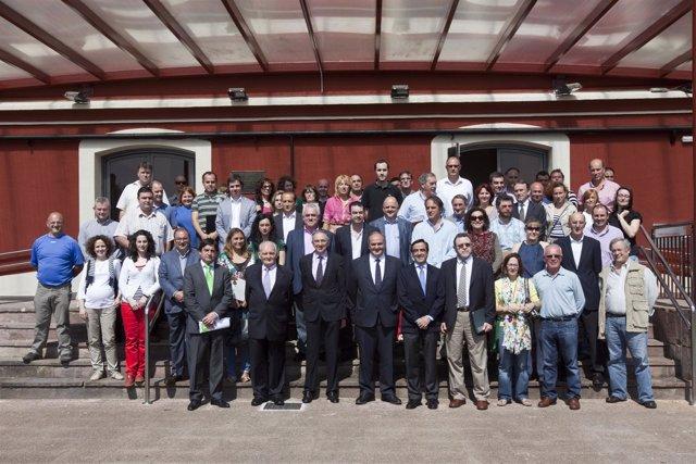Imagen de archivo de la última asamblea De La Red Local De Sostenibilidad