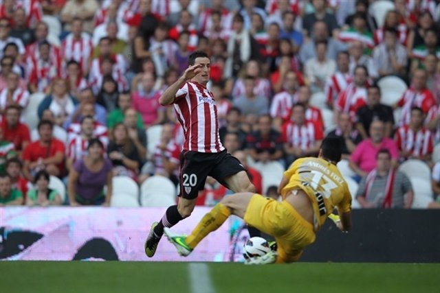 Aduriz Atletico Club Bilbao
