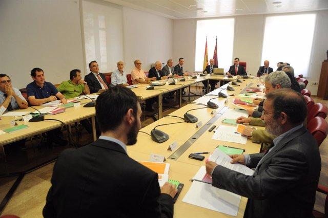 Reunión del Consejo Asesor Regional de Ciencia, Tecnología e Innovación