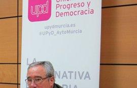 UPyD se opone al cierre del centro ocupacional de Espinardo y muestra su apoyo a todos los afectados y sus familias