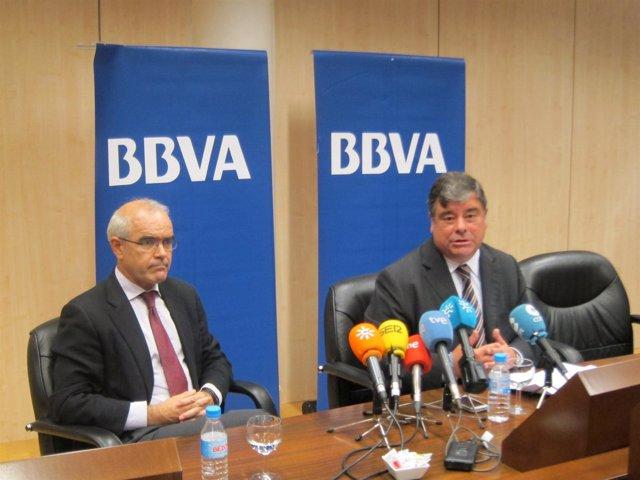Presentación del informe sobre industria aeronáutica por parte de CIAN y BBVA