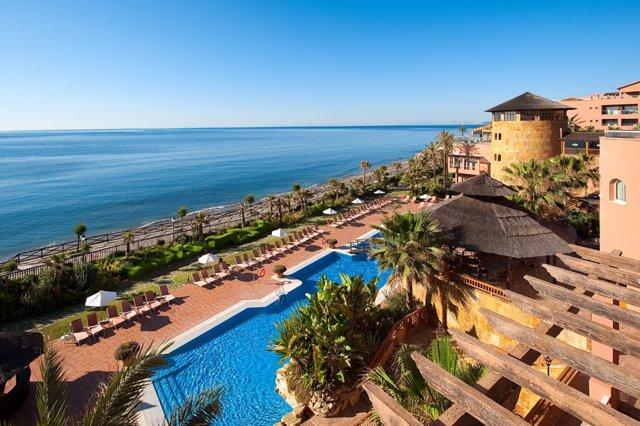 Hotel Elba Estepona Thalasso SPA en Estepona - Málaga -