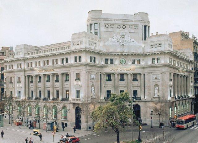 Sede de CatalunyaCaixa