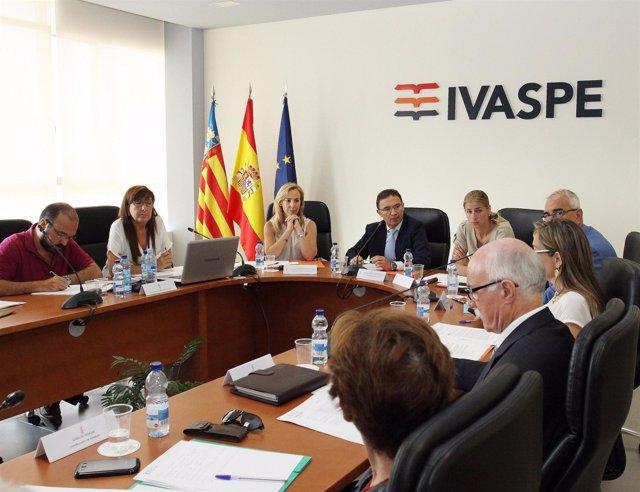 Castellano en la Comisión de Protección Civil