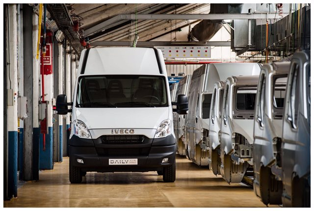 Iveco Daily Air Pro
