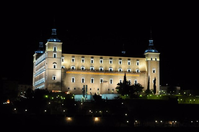 Museo del Ejército, Alcázar de Toledo