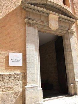 Fachada del Centro del Carmen en Valencia
