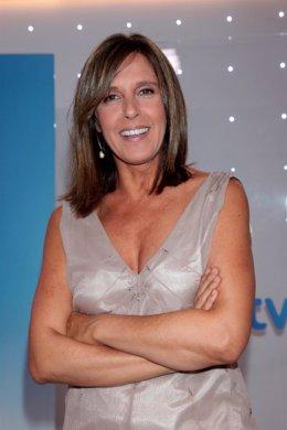 La Periodista Ana Blanco, De TVE