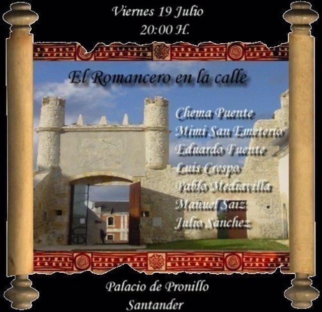 Recital de rabelistas en Pronillo