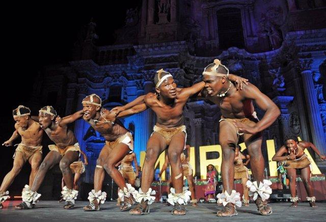 El Festival Internacional de Folclore en el Mediterráneo termina con un éxito