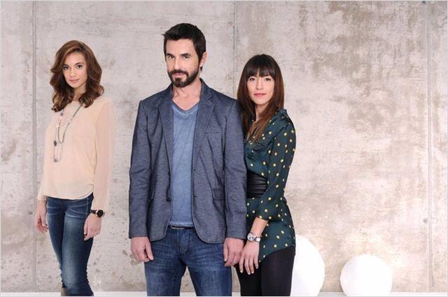 Frágiles serie Telecinco