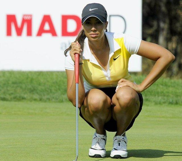 Cheyenne Woods lidera el Open de España