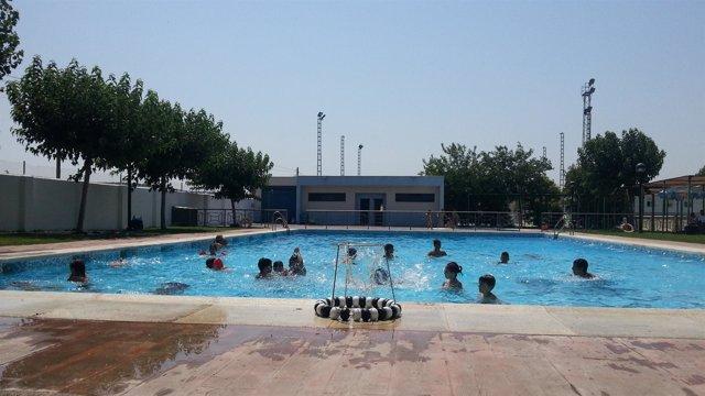 Niños en Jornadas de Ocio y Recreo organizadas por la Diputación de Jaén