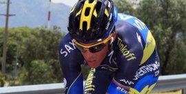 "Contador (Saxo-Tinkoff): ""No me han respondido las piernas"""