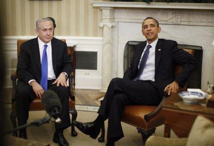 Obama pide a Netanyahu que retome las conversaciones de paz con los palestinos