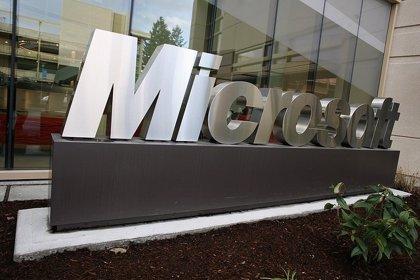 EEUU.- Microsoft gana un 28,8% más en su último ejercicio fiscal