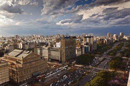 Manifestantes colapsan el tráfico de Buenos Aires