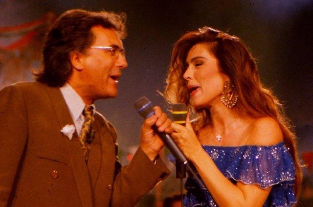 Al Bano y Romina vuelven a juntarse en los escenarios