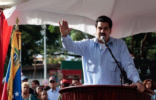 El 'número dos' del Gobierno de Venezuela, Nicolás Maduro