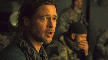 Brad Pitt cobró 13 millones y su doble apenas 120 dólares por 'Guerra Mundial Z'
