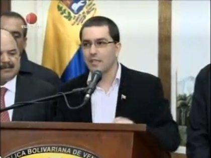 Venezuela.- Vicepresidente reitera disposición de Venezuela de ofrecer asilo a Snowden