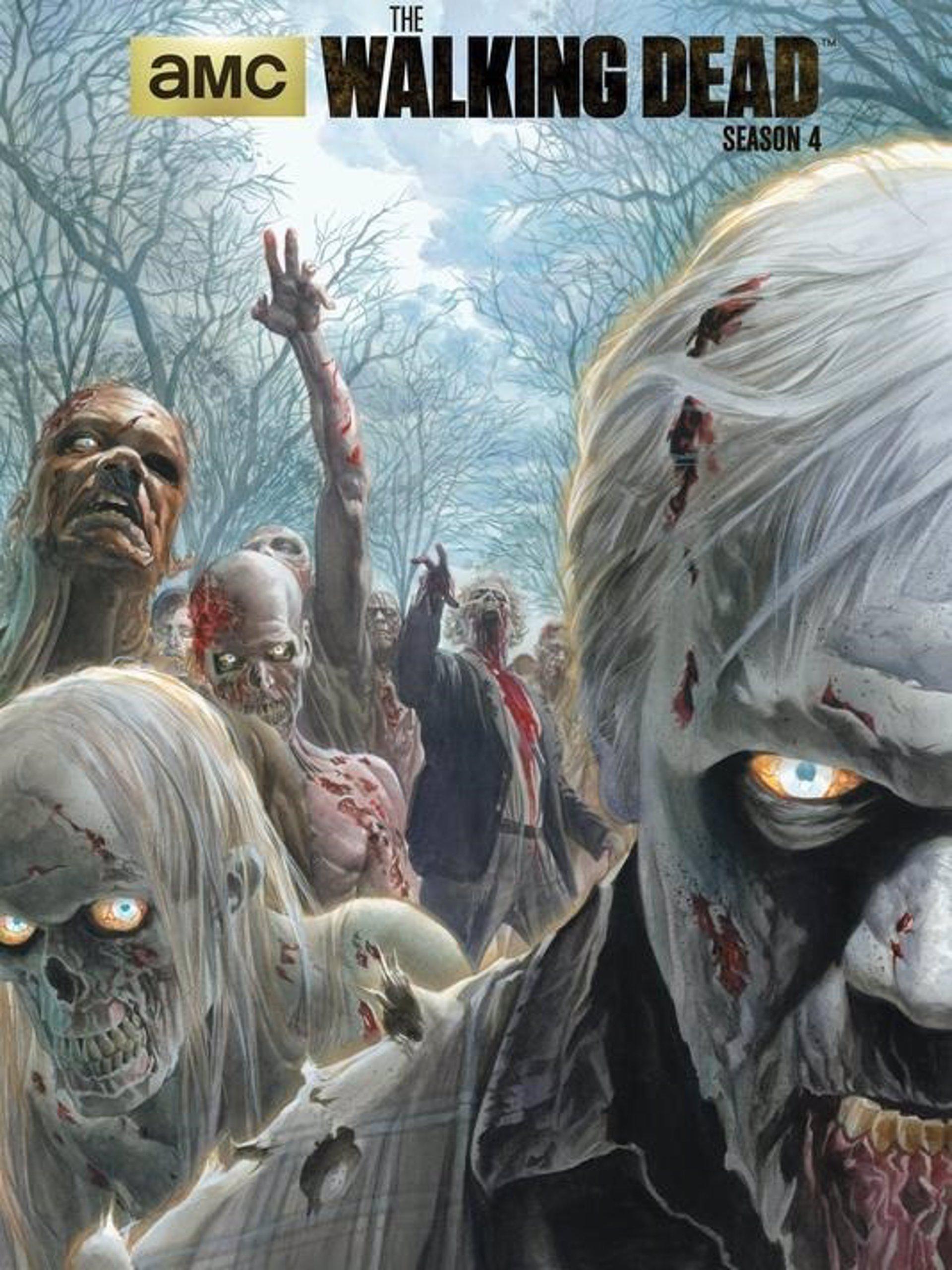 Primer avance de la cuarta temporada de \'The Walking Dead\'