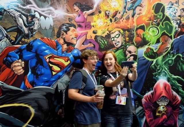 Principales novedades de la Comic-Con 2013
