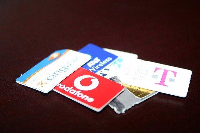 Recurso Tarjetas SIM