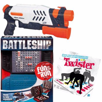 ¡Mándanos el dibujo del verano y llévate un juguete de Hasbro!