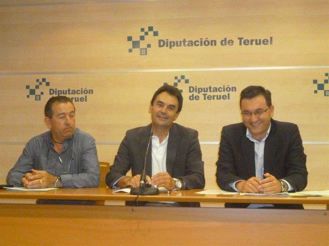 El convenio suscrito cuenta con 105.000 euros