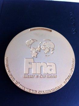 Medallas de Barcelona 2013