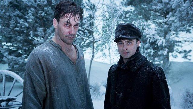 Daniel Radcliffe y Jon Hamm vuelven a 'Diario de un joven doctor'