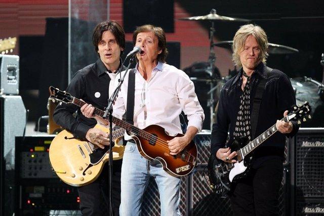 Paul McCartney y Nirvana