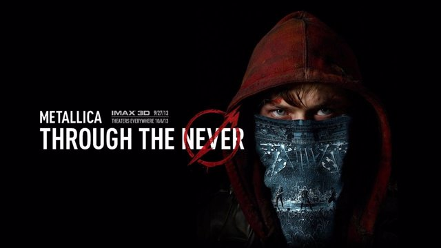 Through The Never, la película de Metallica