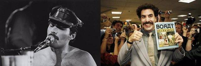 Sacha Baron Cohen no estará en el biopic de Freddie Mercury