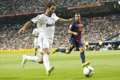 El Real Madrid viaja a Lyon sin Gonzalo Higuaín ni Fabio Coentrao