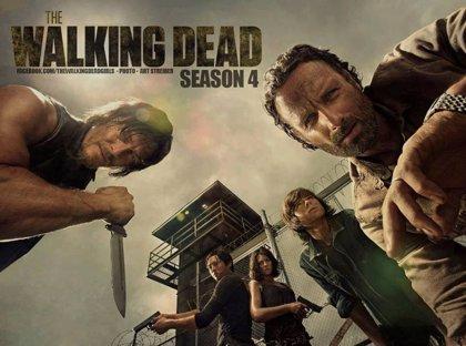 """'The Walking Dead' promete una cuarta entrega """"más terrorífica"""""""