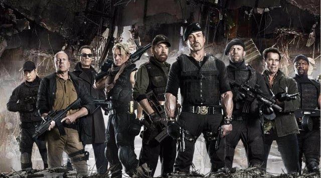 Nuevas incorporaciones para 'Los Mercenarios 3': Kellan Luzt