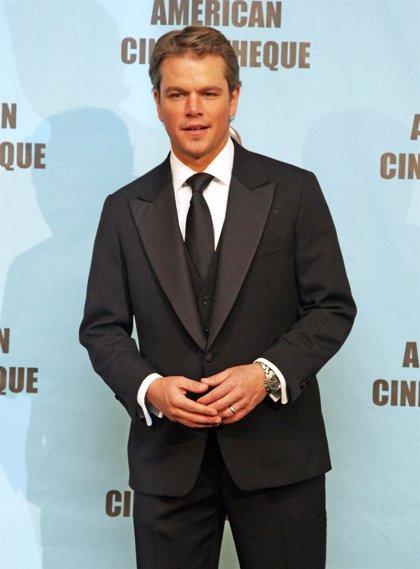 Costa Rica.- Matt Damon de vacaciones con su familia en el Caribe