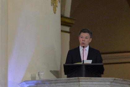 Colombia.- Santos insta a las FARC a aceptar el acuerdo de paz para reparar a las víctimas del conflicto