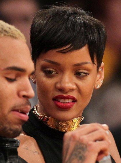 ¿Rihanna le manda indirecta a Chris Brown?