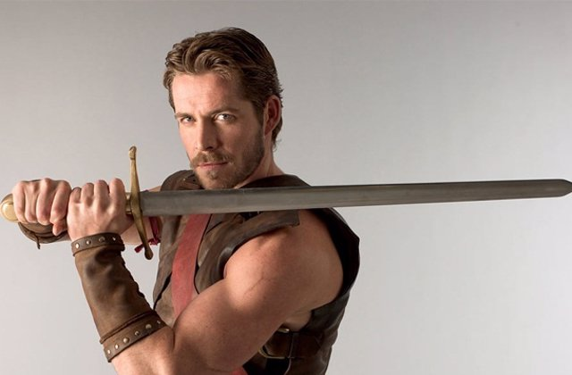 Sean Maguire será Robin Hood en Once Upon A Time
