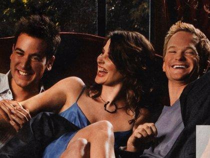El triángulo amoroso formado por Ted, Robin y Barney continuará en la temporada 9 de 'Cómo Conocí a Vuestra Madre'