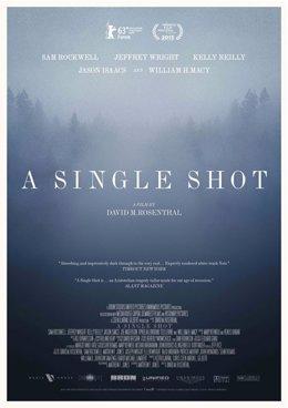 Mira el tráiler de 'A single shot' la nueva cinta de David M. Rosenthal