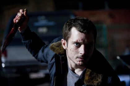 Censuran en Nueva Zelanda la nueva película de Elijah Wood, 'Maniac'