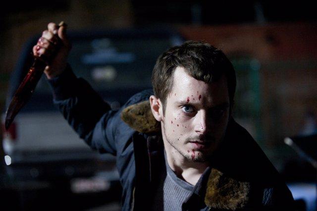 Censuran la nueva película de Elijah Wood, 'Maniac', en Nueva Zelanda
